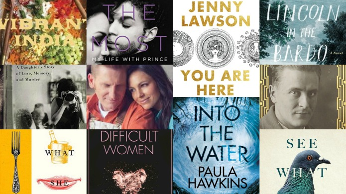 14 Books Coming Out in 2017