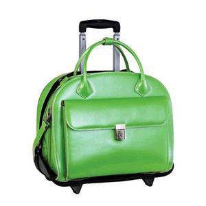 Stylish locking laptop bags
