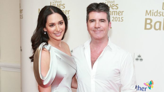 Simon Cowell proves he's a doting