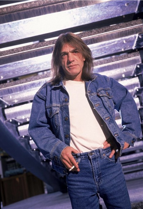 Celebrities Who Died in 2017: AC/DC's Malcolm Young