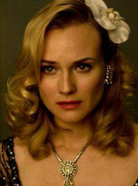 Diane Kruger chats Best Picture Inglourious