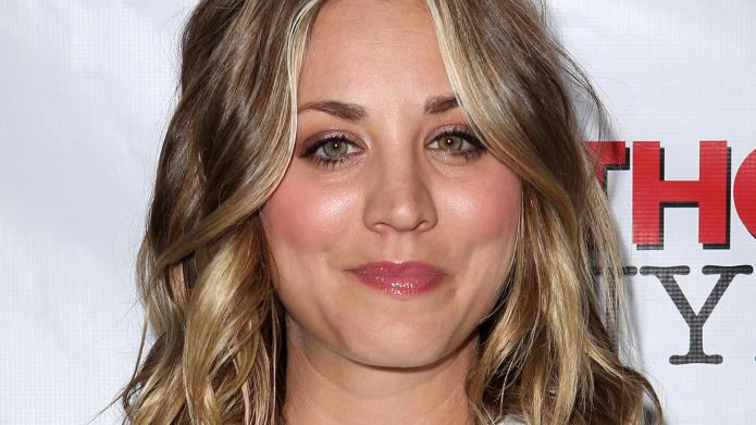 Kaley Cuoco's pixie cut makes us