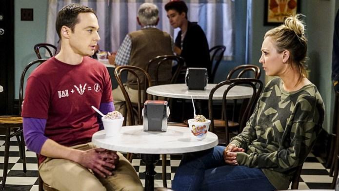 Why Sheldon knocks three times on