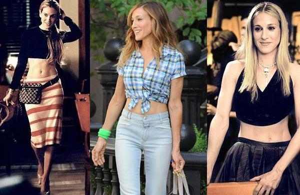 10 Styles only Carrie Bradshaw could