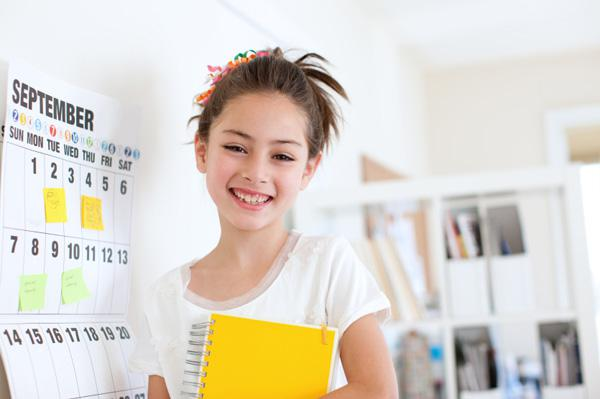How to keep your child's schedule