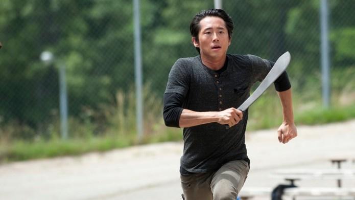 The Walking Dead: Will Glenn live