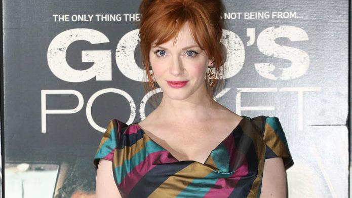 Christina Hendricks dropped by agent for