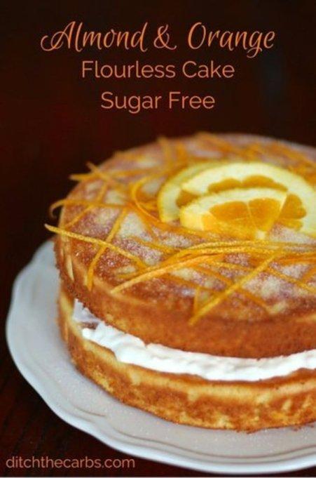 Amazingly delicious sugar-free summer desserts