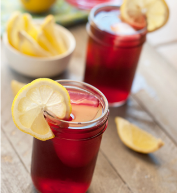 Copycat passion iced tea lemonade