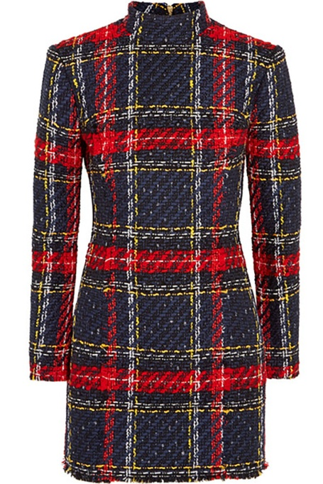 Holiday Outfit Color Combos | Balmain dress