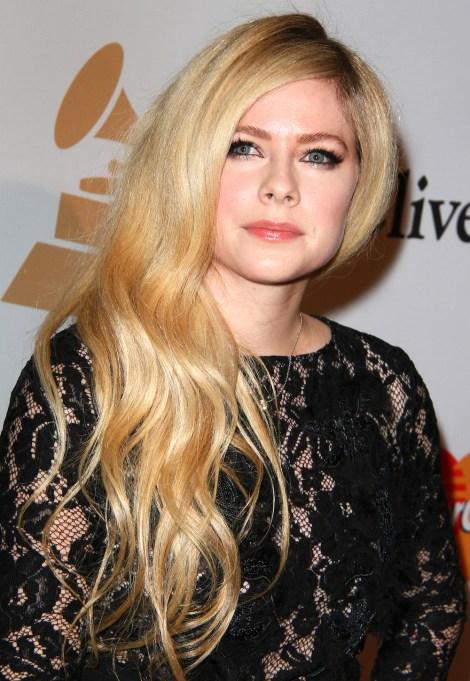Avril Lavigne 2016 Pre-GRAMMY Gala