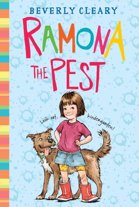 Books for girls: Ramona the Pest