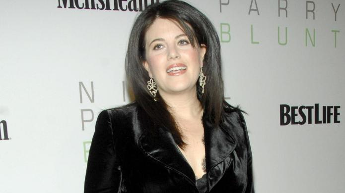 Monica Lewinsky has actually done something
