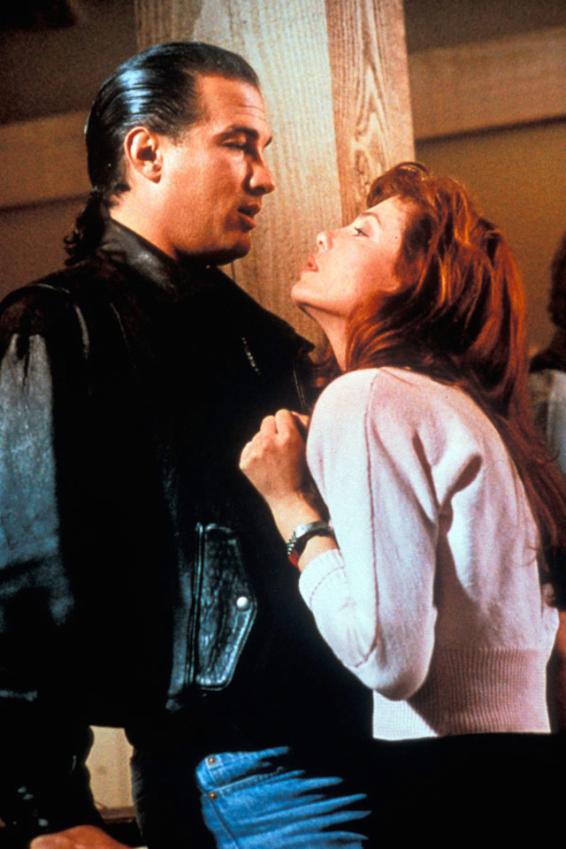 Hard to Kill is Steven Seagal at his best/worst