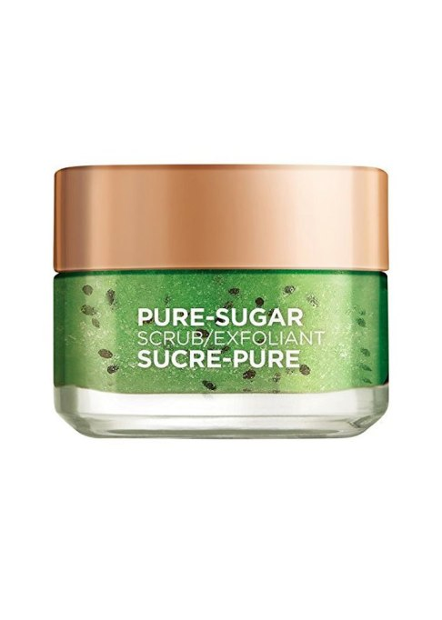 L'Oréal Pure Sugar Purify & Unclog Face Scrub