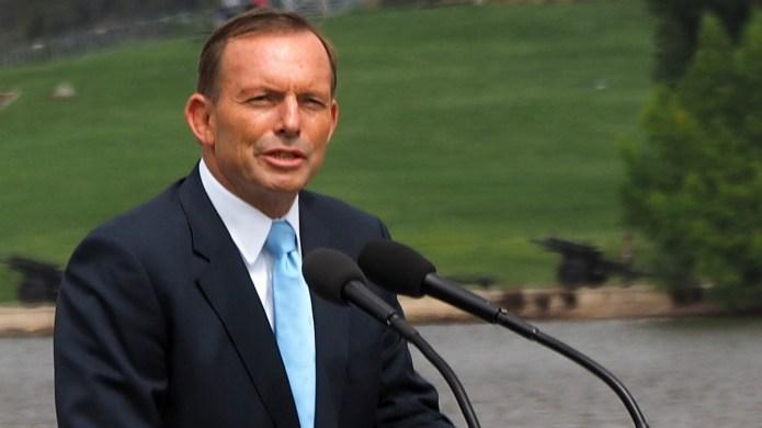 Now that Tony Abbott is a