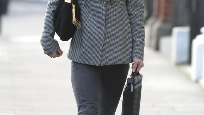 Pippa Middleton turns the tables on