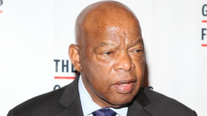 Civil Rights Icon John Lewis Was