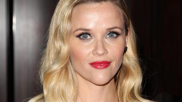 Who knew Reese Witherspoon had such
