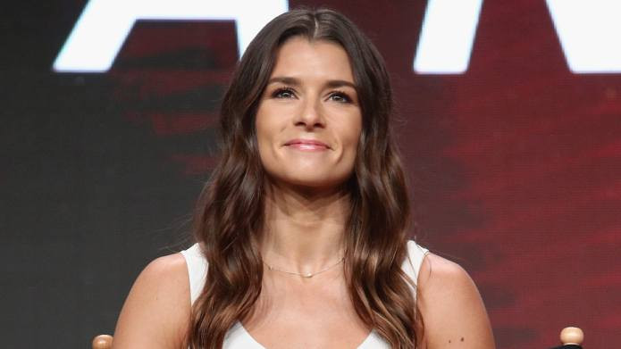 Danica Patrick Is So Smitten With