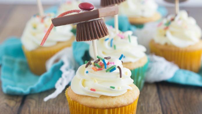 Congrats, grad! You deserve a cupcake