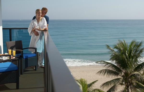 Top resort spas for couples