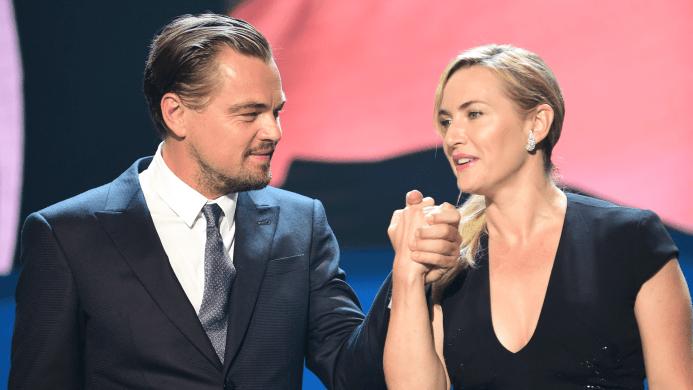 Kate Winslet & Leonardo DiCaprio Team