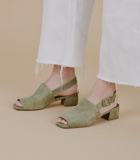 The Best Slingback Shoes to Wear This Summer: By Far Scandi Shoes | Summer Footwear 2017