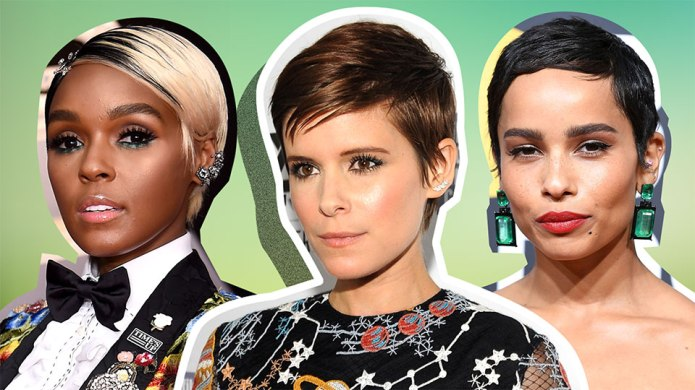 21 Celebrity Pixie Cuts That Will