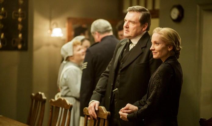Downton Abbey's Anna and Bates finally