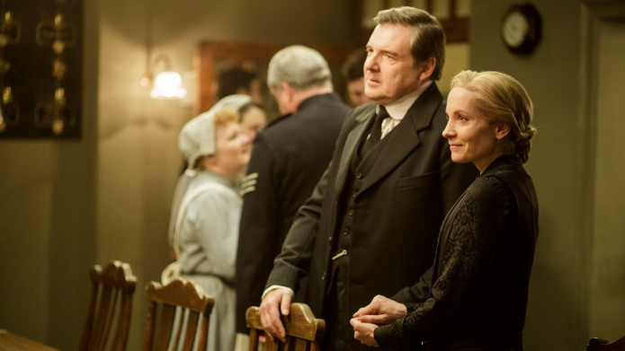 Downton Abbey's Anna and Bates finally