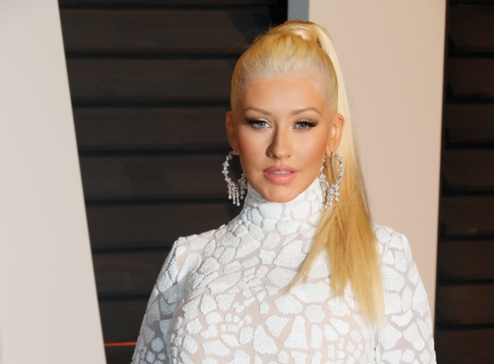 Christina Aguilera's Britney Spears impression is