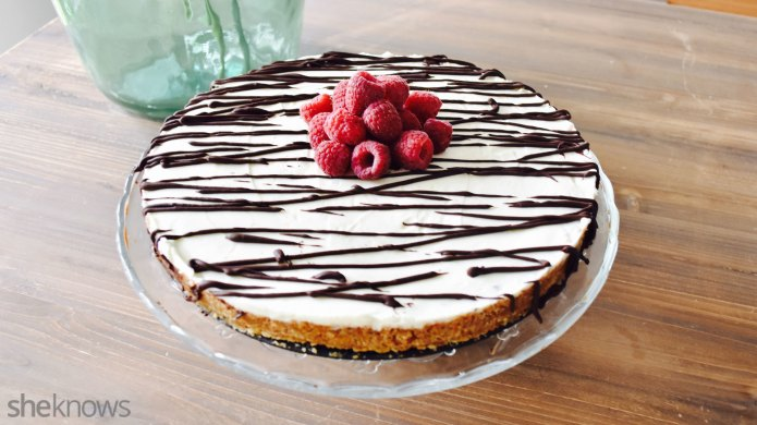 No-bake quark cheesecake is perfect for