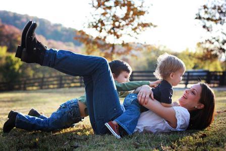 Celebrity moms: Kimberly Williams-Paisley