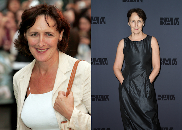 'Harry Potter' Cast: Then & Now: Fiona Shaw