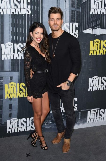 Luke Pell attends the 2017 CMT Music Awards