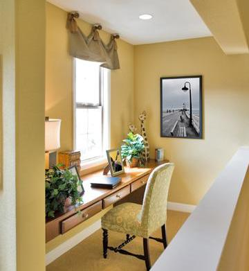 Converting a small space into your