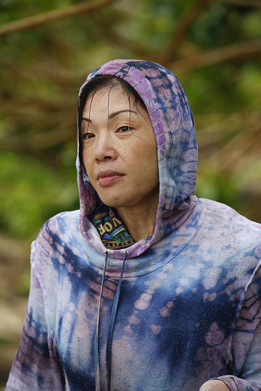 Lucy Huang on Survivor: Millennials Vs. Gen-X