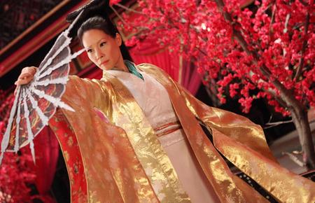 Lucy Liu as Madame Blossom