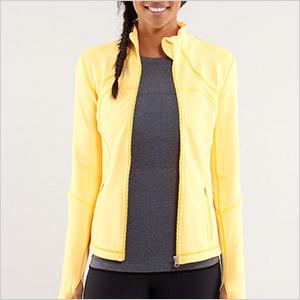 lululemon yoga jacket