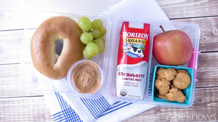 5 Healthy school lunches you can