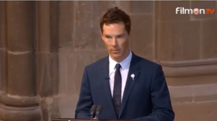 Benedict Cumberbatch's connection to the royals