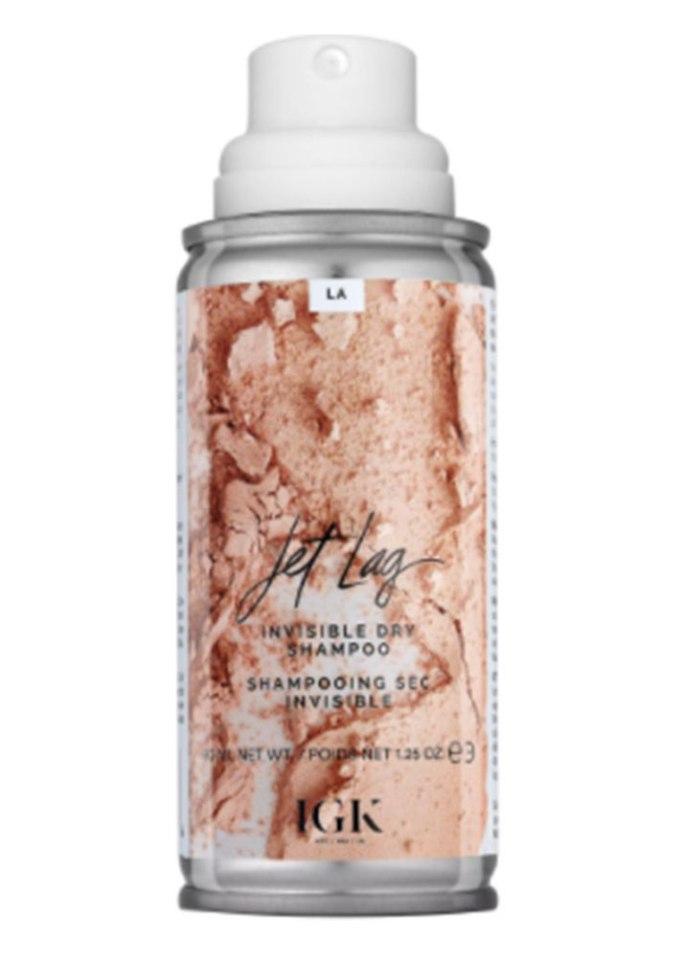 IGK Jet Lag Invisible Dry Shampoo Mini
