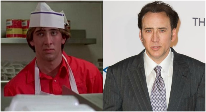'Fast Times at Ridgemont High' cast then & now: Nicholas Cage