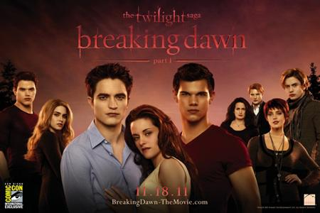 The Twilight Saga: Breaking Dawn's Comic-Con