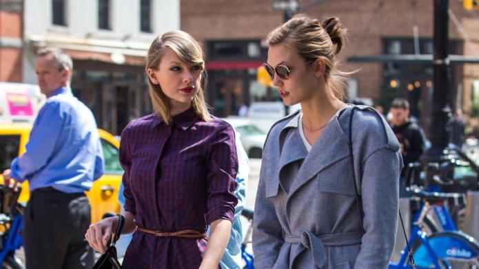 Taylor Swift is true & special,