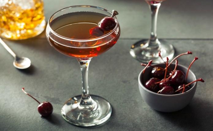 Make your own maraschino cherries, because