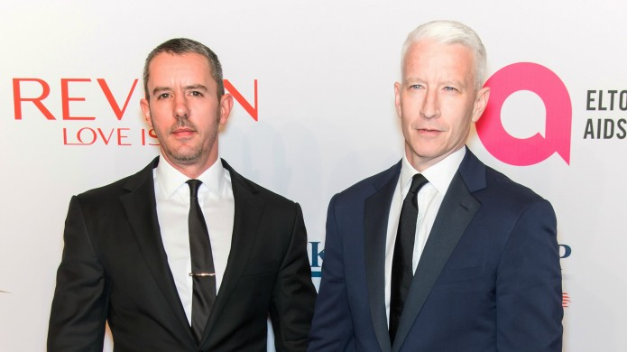 Anderson Cooper Is Single After Nearly
