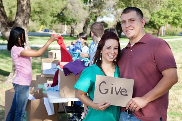 3 Tips for giving back as