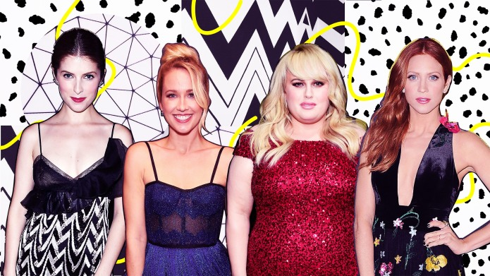 How the Pitch Perfect Cast Celebrated